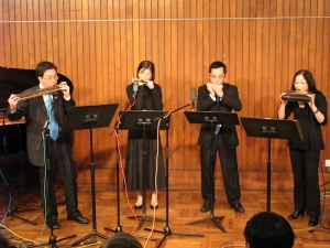 Performed at City Hall in Apr 2009
