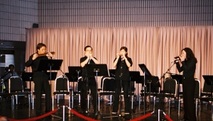 Performed at HK Cultural Centre Foyer in Aug 2004