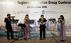 Performed at Four Seasons Hotel in Dec 2006