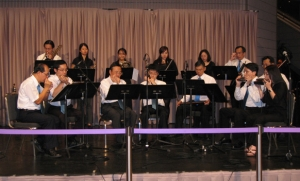 Performed at HK Cultural Centre with YMCAHO in 2006