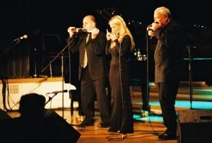 Adler Trio - Famous Harmonica Trio in the World