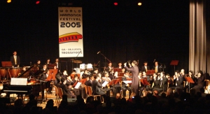 Gala Concert in the Dr. Hohner Concert Hall at World Harmonica Festival in Trossingen, Germany in 2005