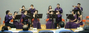 Dim Sum Harmonica Club was awarded the 1st Runner-up in Group (7-13 persons)
