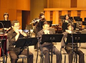 Greater Springfield at Gala Concert in Yuen Long Theatre