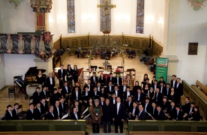 Special concert at Martin-Luther Church
