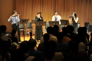 Performed at Sai Wan Ho Civic Centre in July 2010