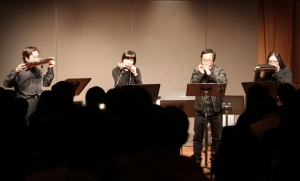 Performed in Mark Chan & Stephen Chau and Students Concert on 1st Jan 2011