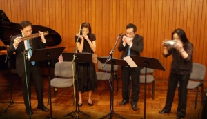 Performed in YMCA Harmonica Concert on 10 April 2011